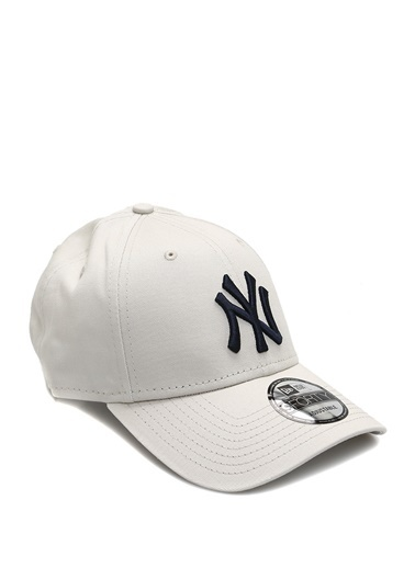 New Era Şapka Bej